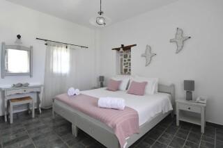 room eight agrabeli apartments bedroom