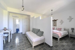 room eight agrabeli apartments interior