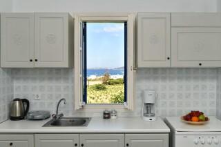 room ten agrabeli apartments sea view kitchen