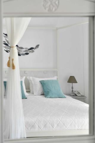room three agrabeli apartments bed